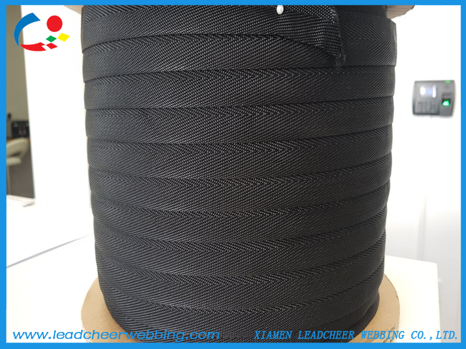 bobbin packing polypropylene straps